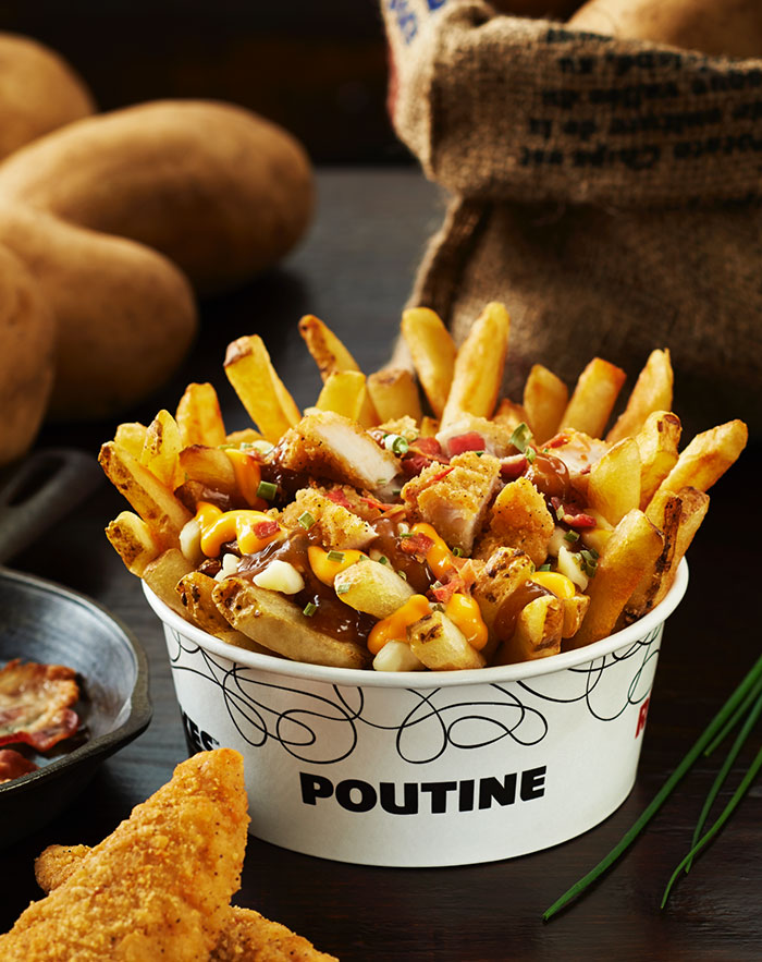 poutine-chicken